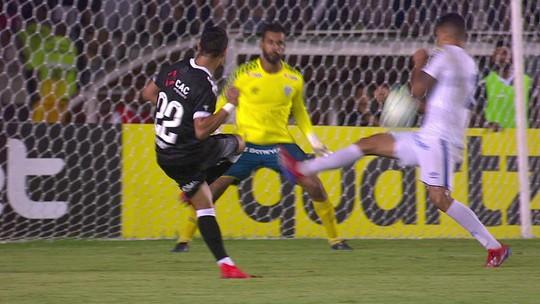 Melhores momentos: Vasco 3 x 2 Avaí pela Copa do Brasil