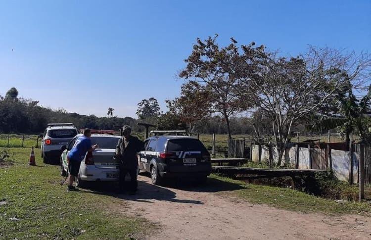 Corpo de homem é encontrado decapitado em área de mata no Norte de SC