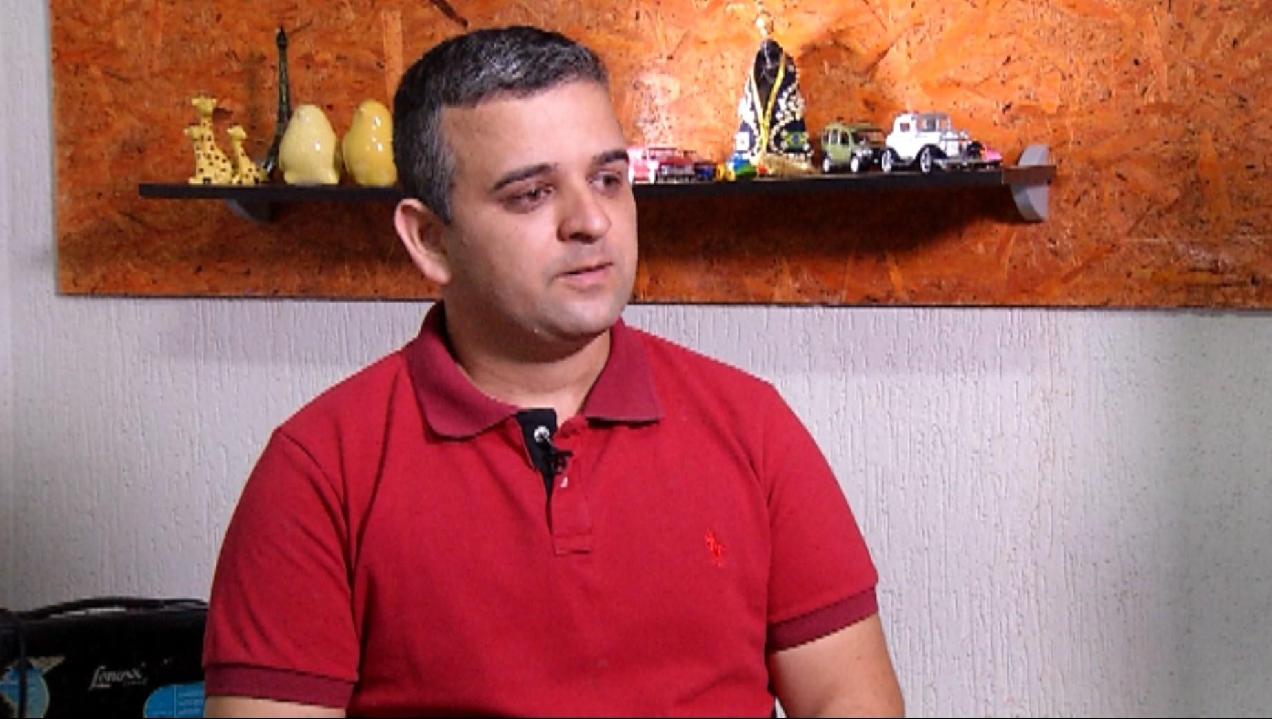 Pai de um dos bebês que morreram no HC-UFTM conta como recebeu a notícia: 'É triste'
