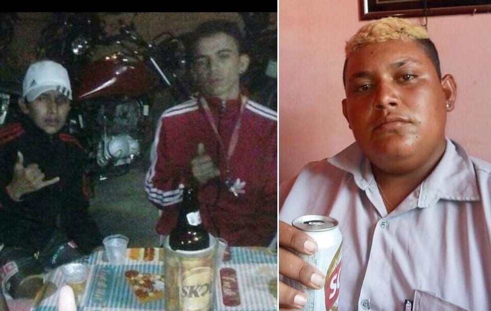 Irmãos Bernardo e Breno Torres da Silva, de 15 e 17 anos, e ainda Breno Gustavo dos Santos, de 21, foram as vítimas do triplo homicídio (Foto: Divulgação/PM)