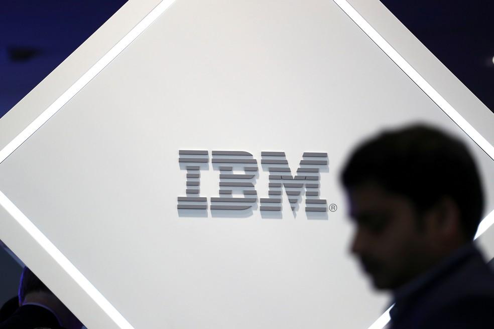 IBM anuncia investimento de centro de dados para computação em nuvem no Brasil. Valores não foram divulgados. — Foto: Sergio Perez/Reuters