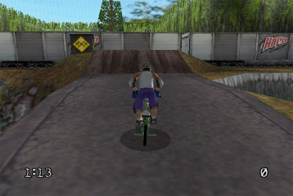 Dave Mirra Freestyle BMX (Foto: Reprodução/DicaMestre)