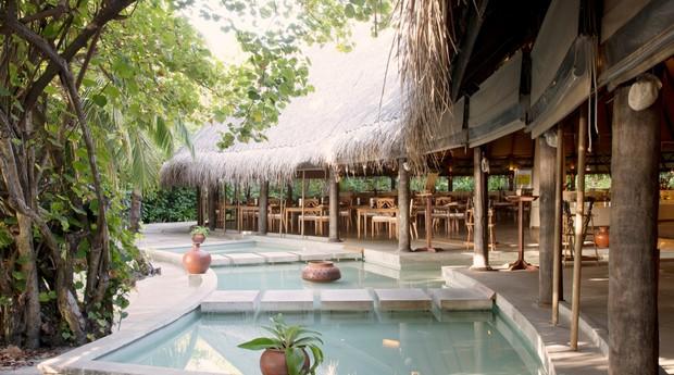 Resort Coco Palm Dhuni Kolhu, nas Maldivas (Foto: Divulgação)