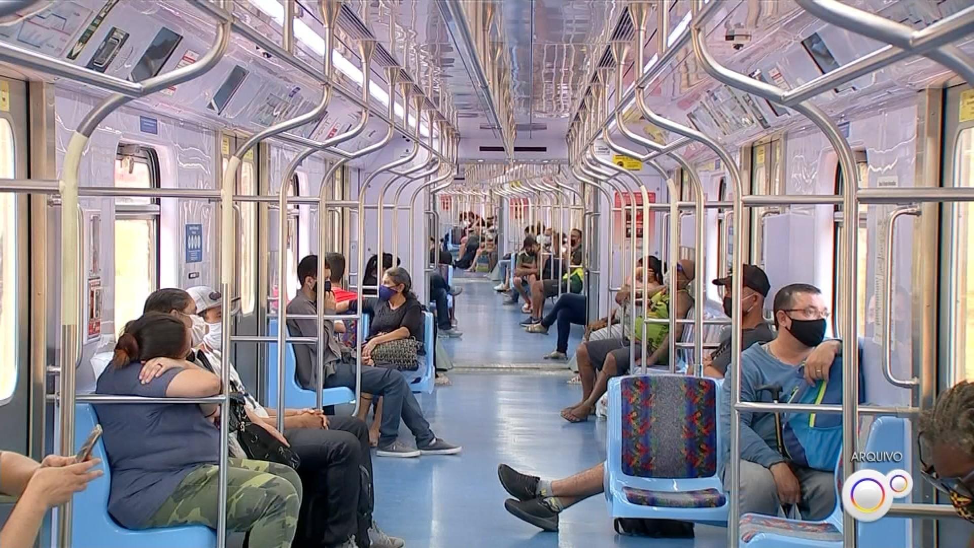 Bilhete digital pode ser utilizado nas estações da CPTM e nos metrôs da região de Jundiaí