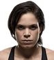 Lutador desafiante Amanda Nunes