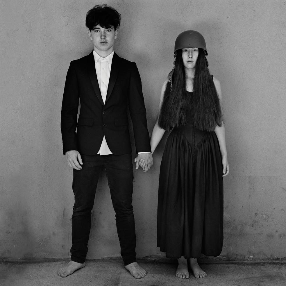 Capa de 'Songs of experience', do U2 (Foto: Divulgação)