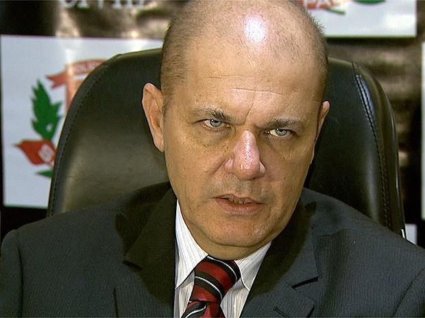 Osinski Junior diz que outros líderes serão indicados por facção criminosa (Foto: Cláudio Oliveira/EPTV)