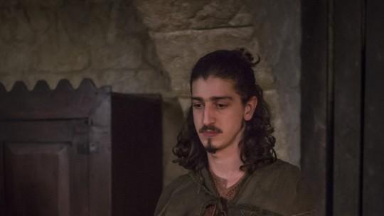 Johnny Massaro dá spoiler: Rodolfo pedirá tia Margô em casamento