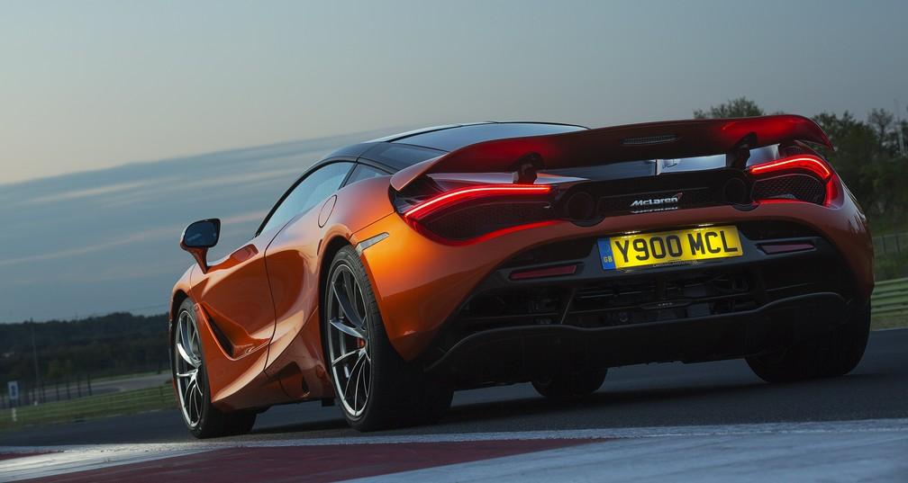 McLaren 720 S (Foto: Divulgação)