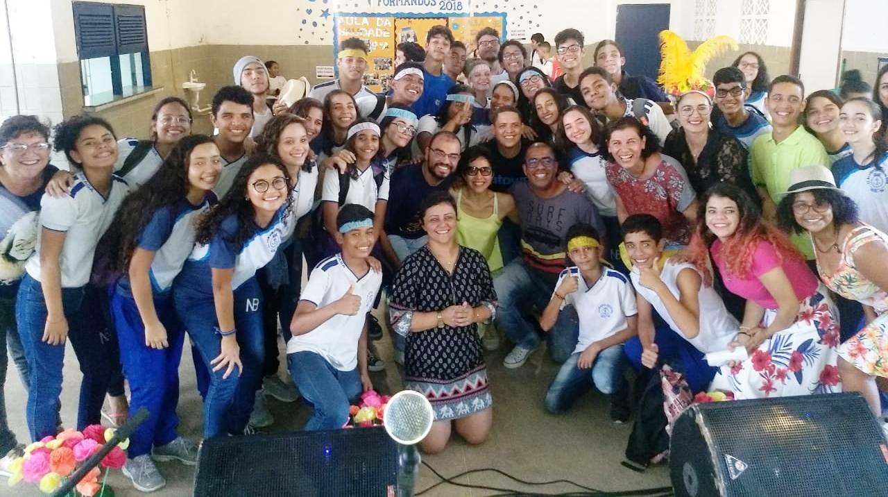 Projeto 'Nosso Som Nas Escolas' realiza gincana virtual sobre música potiguar com alunos da rede pública