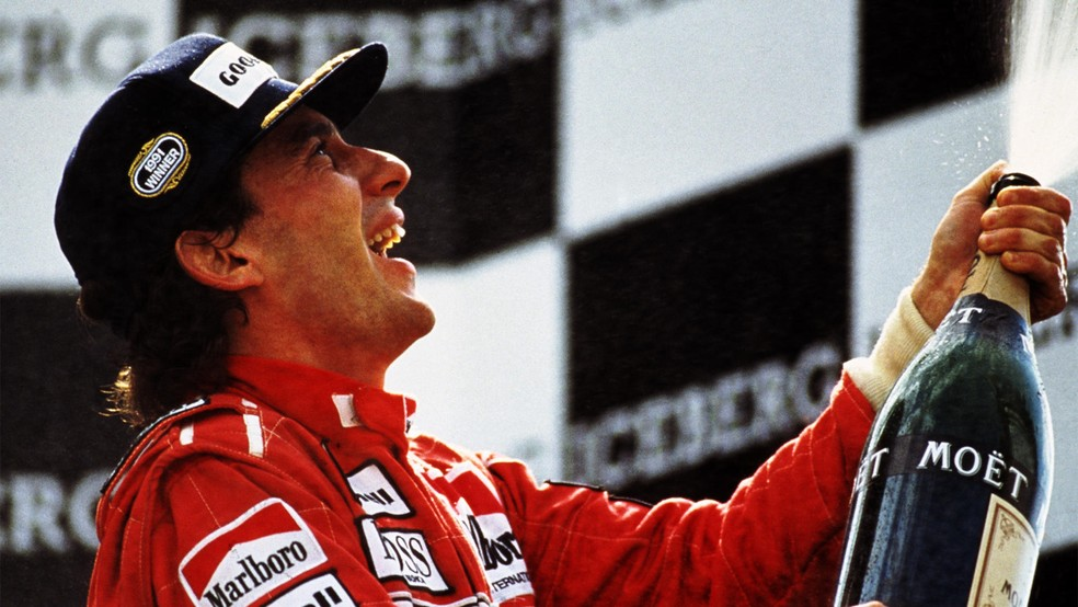 Documentário sobre a vida de Ayrton Senna estreia em julho na Netflix — Foto: Divulgação/Netflix