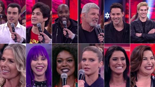 'Dança dos Famosos' 2017: conheça os participantes da nova temporada