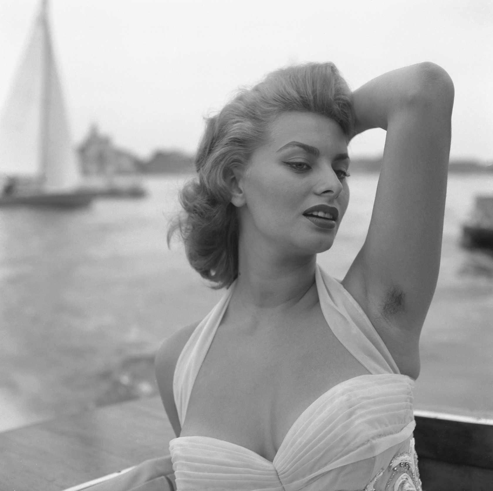 Sophia Loren  (Foto: reprodução )