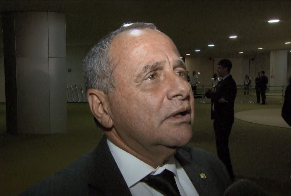 Carlos Manato é o candidato do PSL ao governo do ES (Foto: Arquivo/Jornal da Globo)