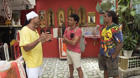 Aldri conhece as histórias e culturas de Pituaçu