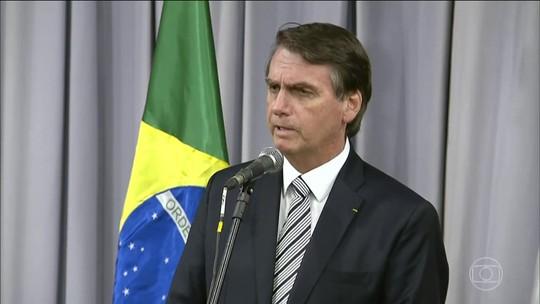 Bolsonaro diz contar com 'patriotismo' do Congresso para aprovar a reforma da Previdência