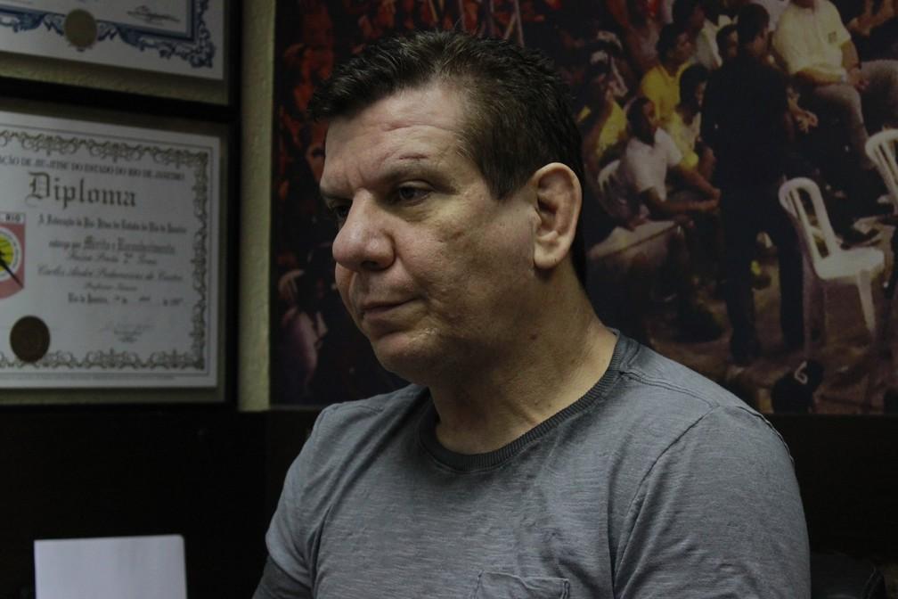 Dedé Pederneiras comentou situação com Cláudia Gadelha após mais de um ano do rompimento (Foto: Adriano Albuquerque)