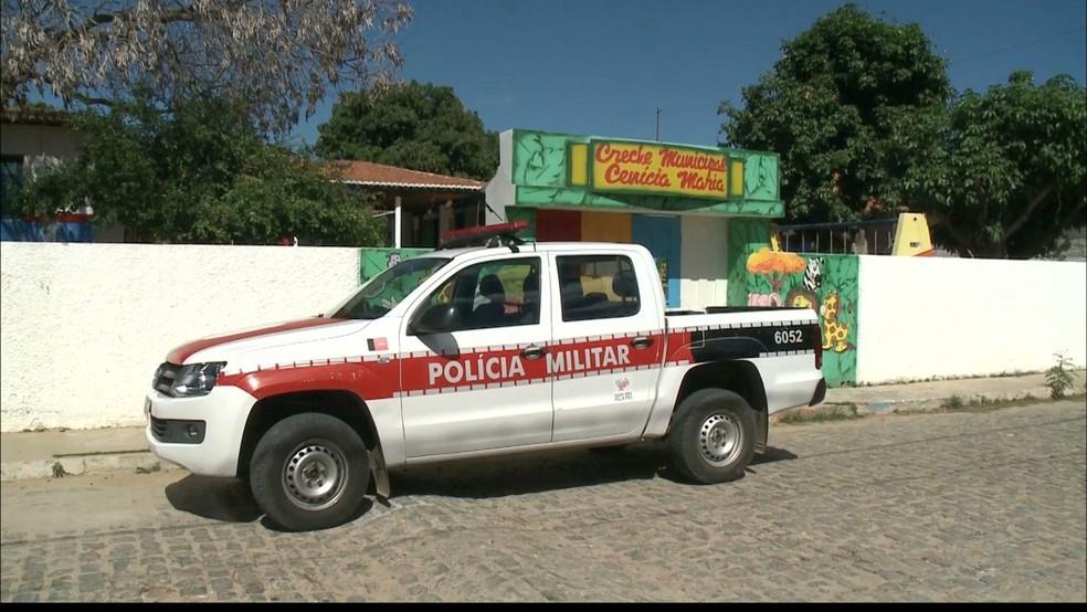 Funcionário suspeito de intoxicar crianças com medicamentos foi afastado em Picuí, na PB (Foto: Reprodução/TV Paraíba)