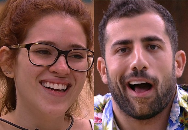BBB 18: Ana Clara e Gleici decidem votar em Diego