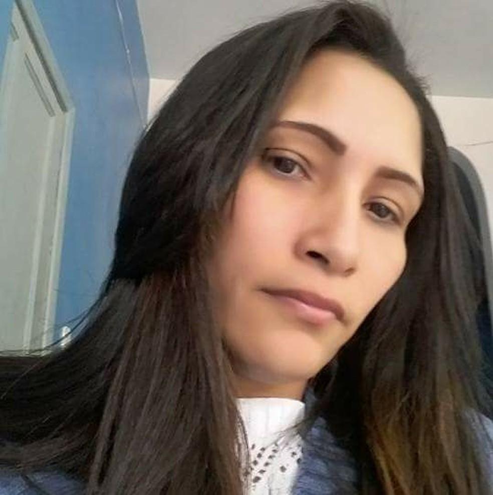 Juvenia Cunha foi morta a tiros na região sul de Palmas (Foto: Reprodução/Facebook)