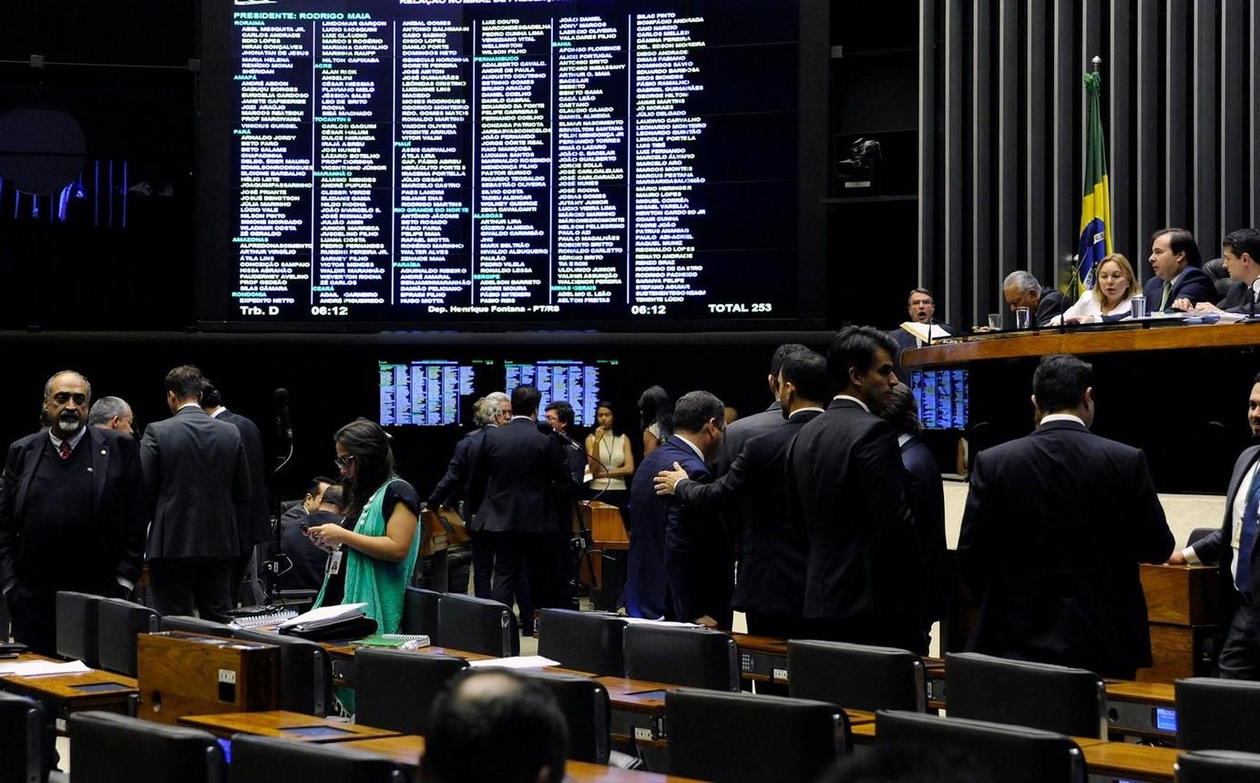 Câmara aprova MP que liberou R$ 1,2 bilhão para intervenção no Rio de Janeiro