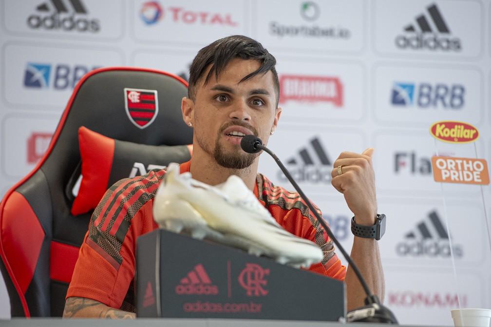 Michael Flamengo — Foto: Alexandre Vidal / Flamengo