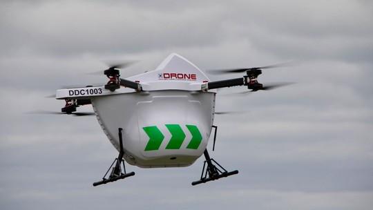 Foto: (Divulgação/Drone Delivery Canada)
