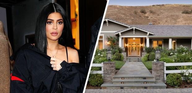 Família Kardashian Jenner (Foto: Reprodução/ Elle Decor)