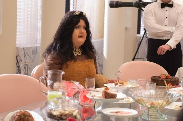 Camila Rodrigues em 'Topíssima', da Record (Foto: Blad Meneghel/Record TV)