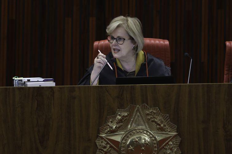 Ministra Rosa Weber fará pronunciamento no sábado,  véspera do primeiro turno das eleições (Foto: Arquivo/Fabio Rodrigues Pozzebom/Agência Brasil)