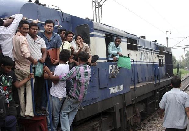 Índia blecaute (Foto: EFE)