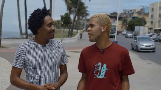 Conheça Hiran, um rapper gay que usa a arte como manifesto