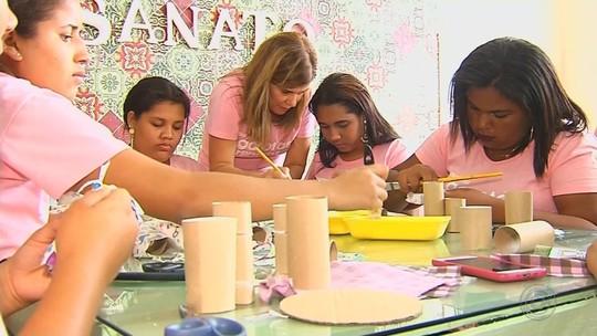 Voluntários de Rio Preto ajudam meninas a conquistar independência na Angola