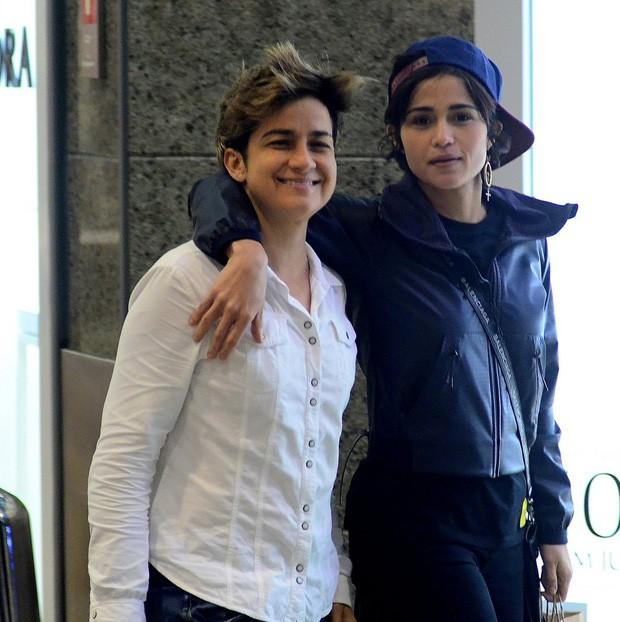 Lan Lanh e Nanda Costa  (Foto: AgNews)