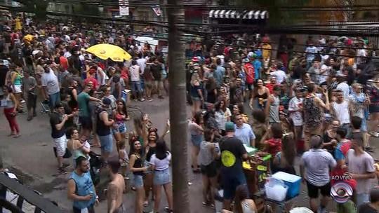 Carnaval começa com a folia dos blocos pelo Rio Grande do Sul