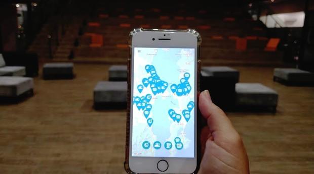 Lumat, aplicativo que conecta clientes a serviços de lavanderia (Foto: Divulgação)