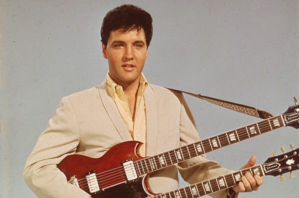 Elvis Presley (Foto: Getty Images)