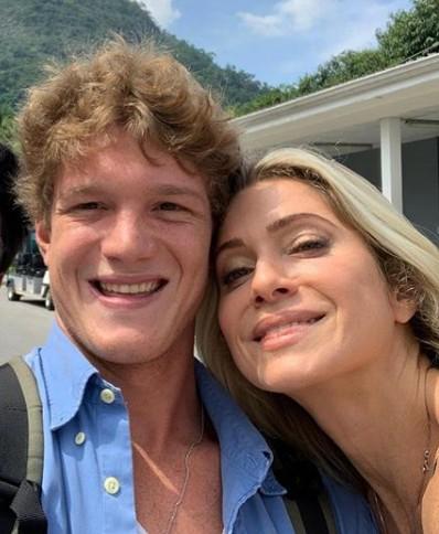 Letícia e o filho, Pedro (Foto: Reprodução/ Instagram)