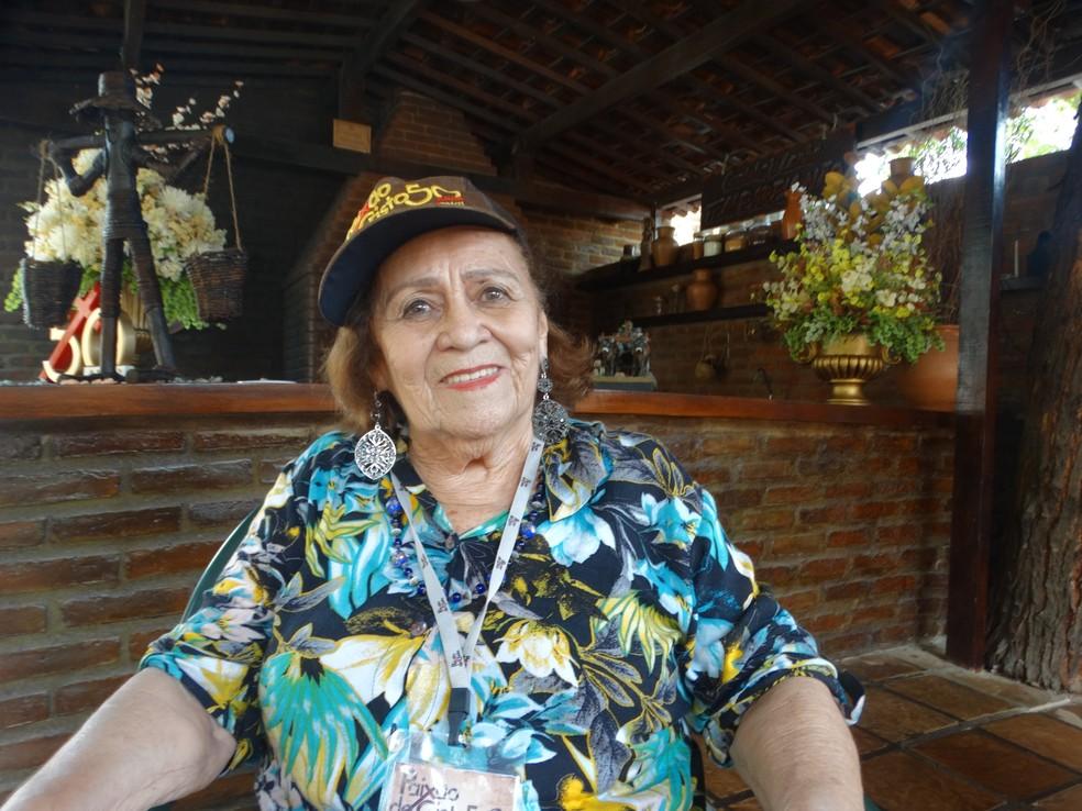 Ilva Niño será uma das homenageadas do festival (Foto: Joalline Nascimento/G1)