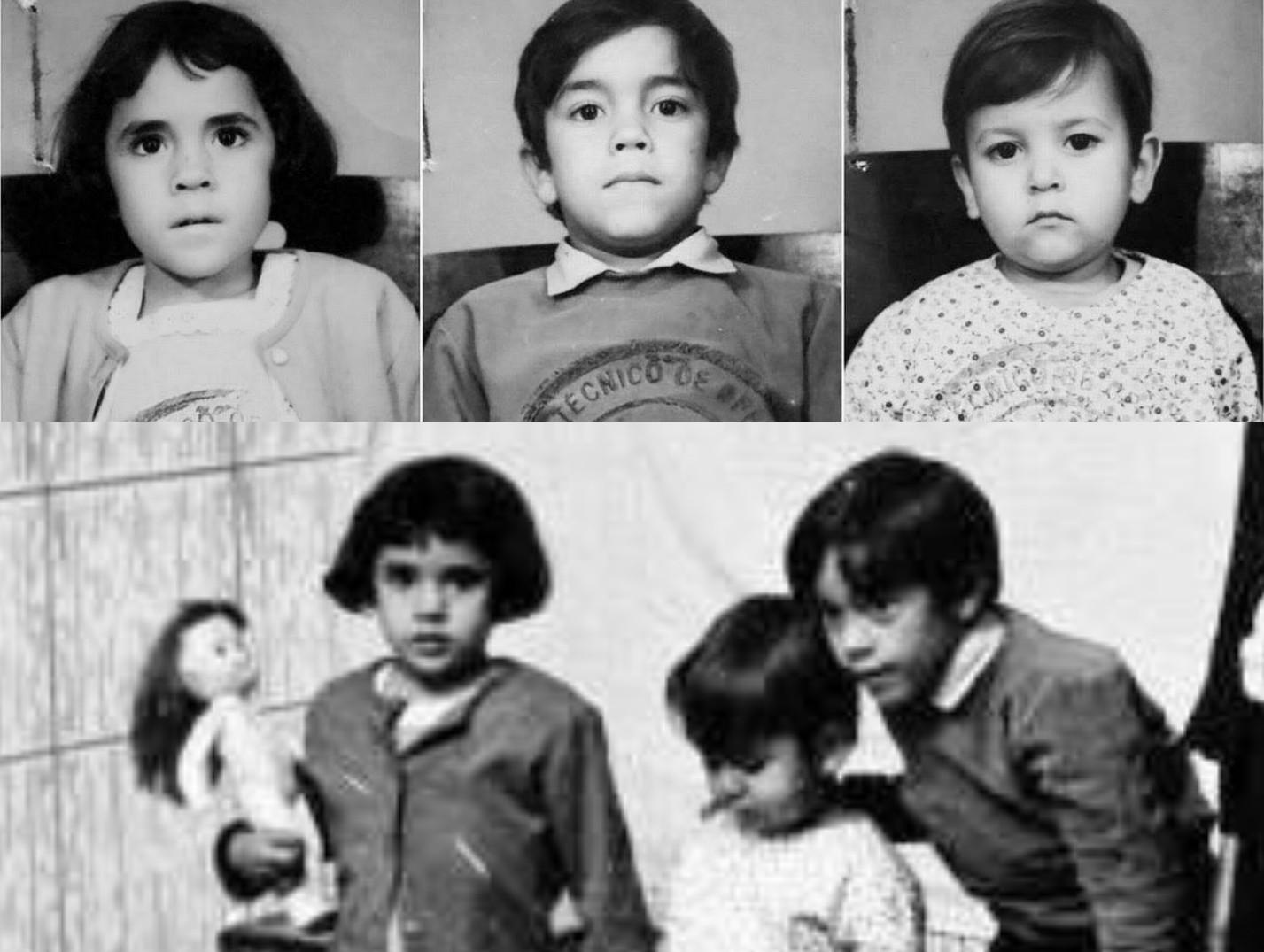 Crianças da Tortura