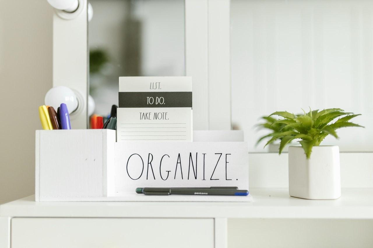 Como organizar a casa: dicas para manter o lar sempre em ordem!