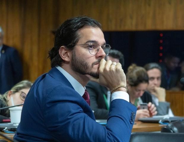 Túlio Gadêlha fala sobre repercussão de lágrimas (Foto: Reprodução)