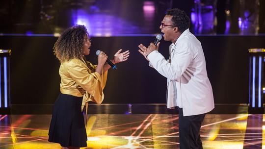 """Ana Ruth e Tony Gordon fazem técnicos gastarem """"Peguei"""" nas Batalhas do The Voice Brasil"""
