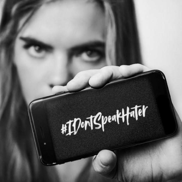 Campanha combate cyberbullying (Foto: Divulgação)