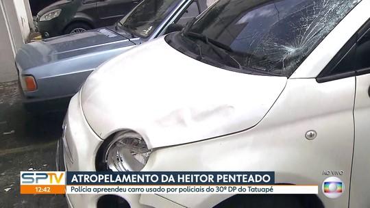 Corregedoria da Polícia Civil investiga se carro usado por policiais atropelou idoso na Zona Oeste de SP