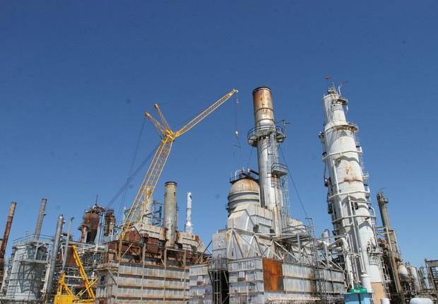 Venda da refinaria faz parte do programa de desinvestimento da Petrobras (Foto: Divulgação/ Agência Petrobras)