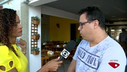 Cafeteria é invadida pela 4ª vez na Praia do Suá, em Vitória