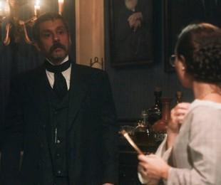 Tonico (Alexandre Nero) e Dolores (Daphne Bozaski) | TV Globo