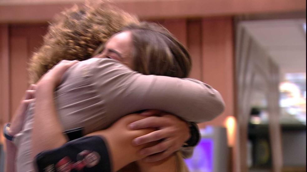 Paula é a campeã do BBB19 com 61,09% dos votos — Foto: TV Globo
