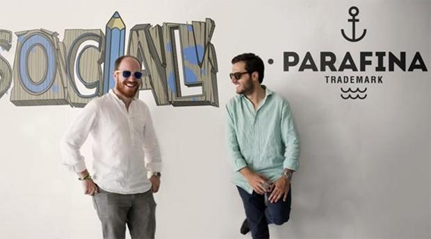 Alfonso Lujan e Samuel Soria: fundadores da Parafina (Foto: Divulgação )